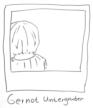 This is Gernot Untergruber